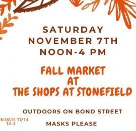 Fall Market with Craft Cville