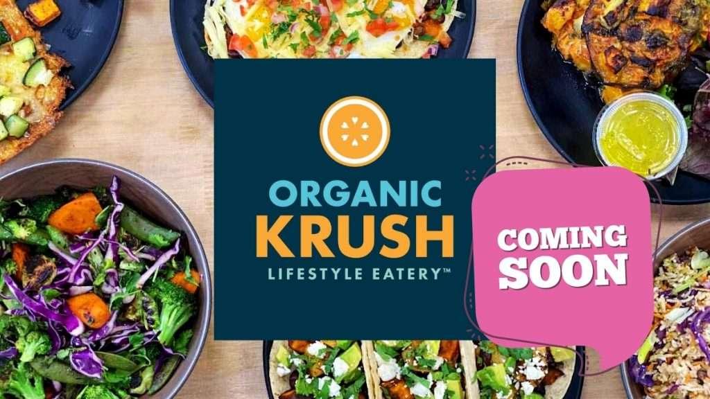 organic crush coming soon