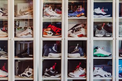 The Sneaker Thrift