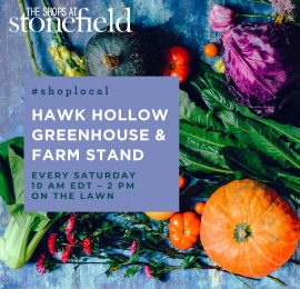 Hawk Hallow Greenhouse and Farm Stand (every Saturday)