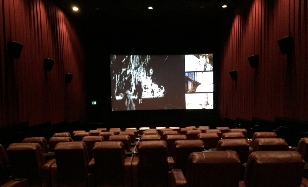movie theater for private parties