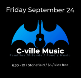C-Ville Music at Stonefield (September 24)